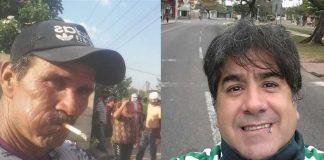 Los dos fallecidos por los enfrentamientos en Montero. Foto: @diarioeldeber.
