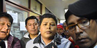 Franclin Gutiérrez fue detenido preventivamente desde agosto del año 2018. Foto: APG.