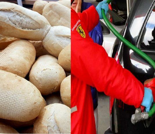 Con la subida de precio del pan y la gasolina, se espera que los alimentos vayan en aumento. Foto: Infobae/Msn