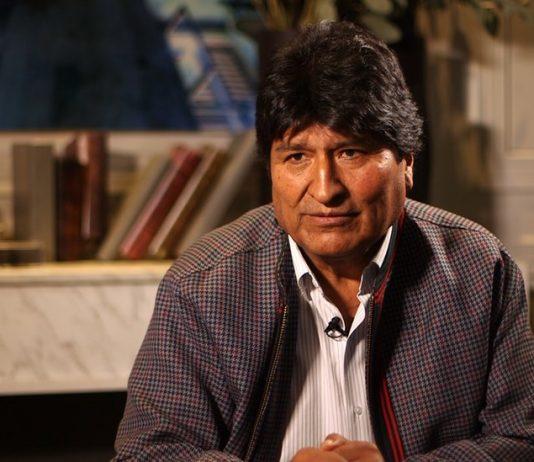 El expresidente de Bolivia, Evo Morales. BBC.