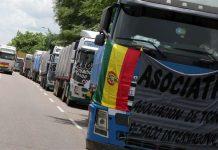 En las próximas horas las fronteras de Tambo Quemado y Desaguadero, serán cerradas. Foto: El Deber.