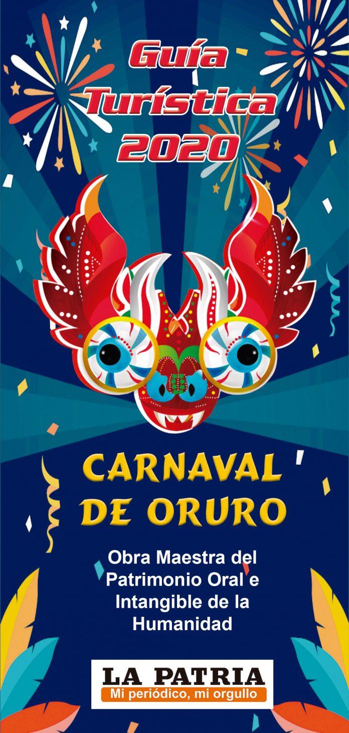 Guía Turística del Carnaval de Oruro 2020