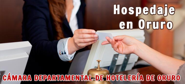 CÁMARA DEPARTAMENTAL DE HOTELERÍA DE ORURO