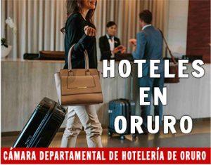Hoteles en Oruro