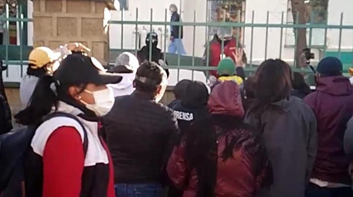 """Al menos 30 cadáveres """"desaparecieron"""" del Hospital Obrero según ..."""
