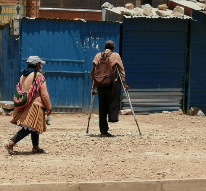 Persona discapacitada