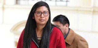 La alcaldesa electa de El Alto, habla sebre resultados del baalotaje