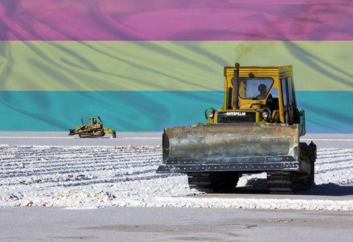 Comercialización de Litio con Ganfeng Lithium habría generado Bs. 24 millones al país
