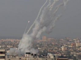 """Hamas lanza un misil """"Ayyash"""" contra el segundo más importante aeropuerto de Israel"""