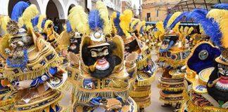 """Perú declara patrimonio de su nación a la danza de la morenada y La Paz anuncia acciones de """"defensa"""""""