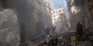 Israel contraataca a Hamás en la Franja de Gaza y destruye su sistema de túneles
