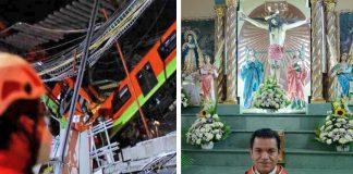 Absolución general para los difuntos del accidente del metro en Ciudad de México